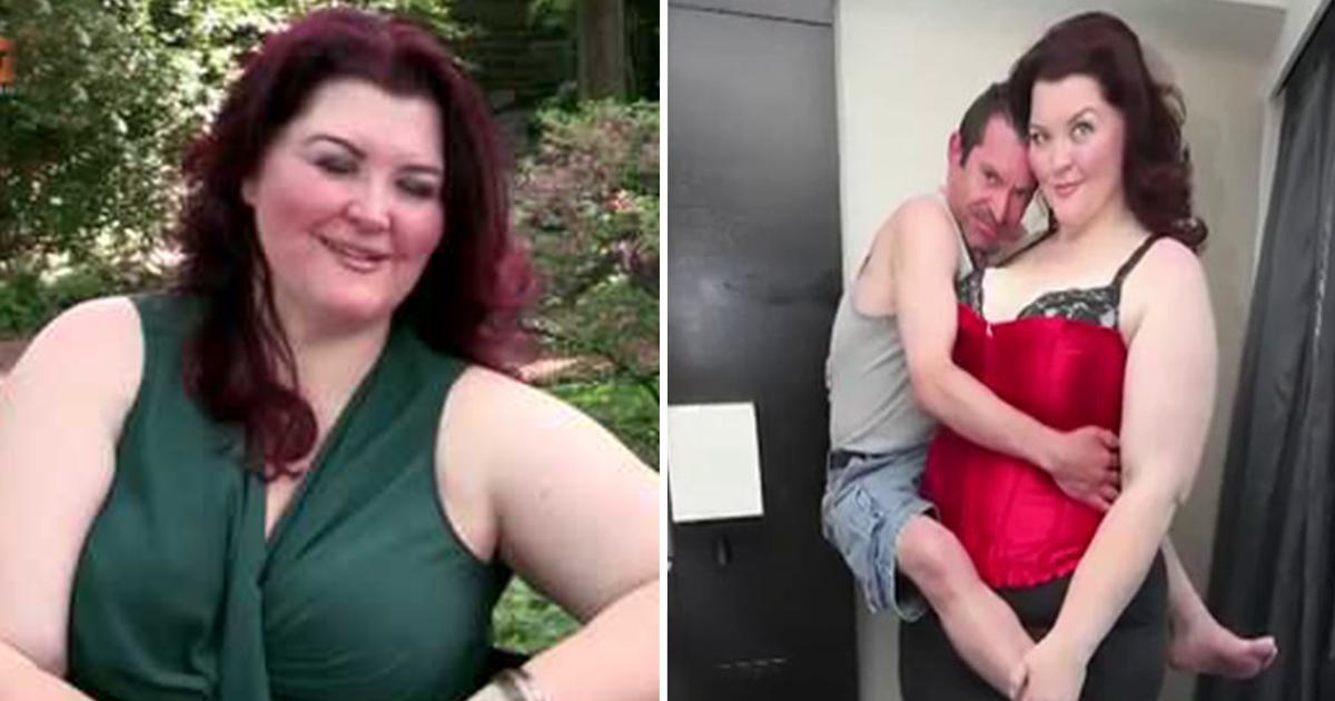 7ec8db8eb84ac 3.jpg - 'Ooh She's Holding A Midget!' Giant Amazon Model Dwarfs Men To Make A Living