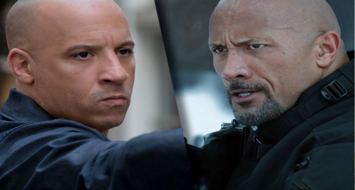 aa copy 2.jpg - Dwayne Johnson confirme que lui et Vin Diesel n'ont jamais tourné de scène ensemble lors du tournage de Dwayne Johnson confirme que lui et Vin Diesel n'ont jamais tourné de scène ensemble lors du tournage du destin de The Fate of the Furious