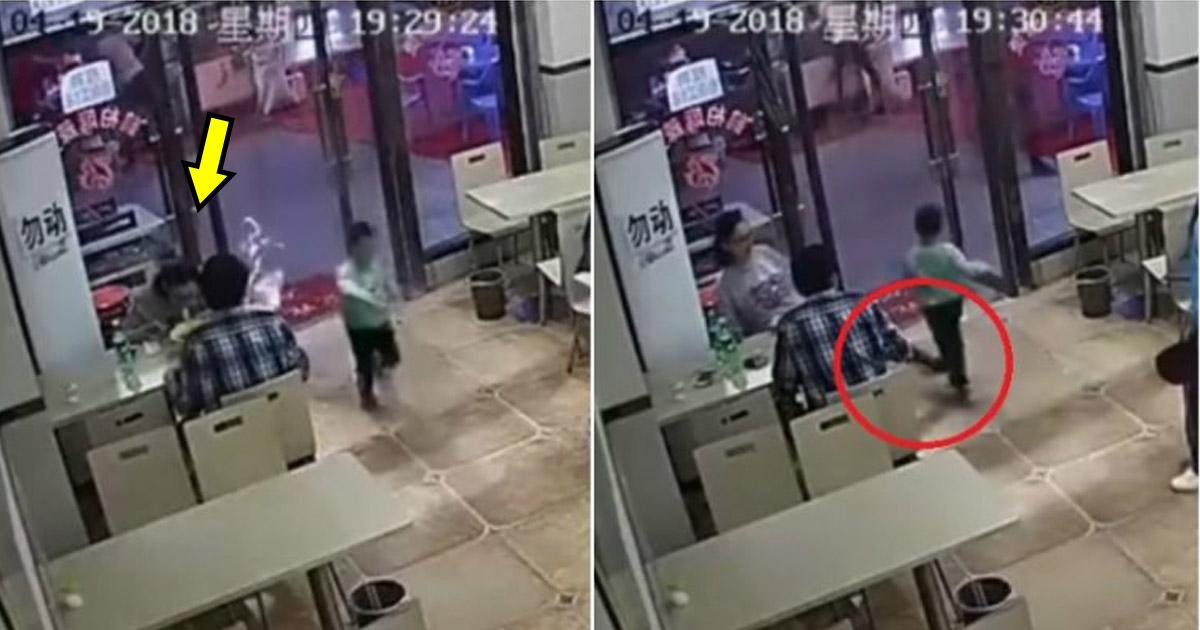 chinese woman.jpg - Mulher grávida tem que se desculpar por tropeçar uma criança de 4 anos de idade