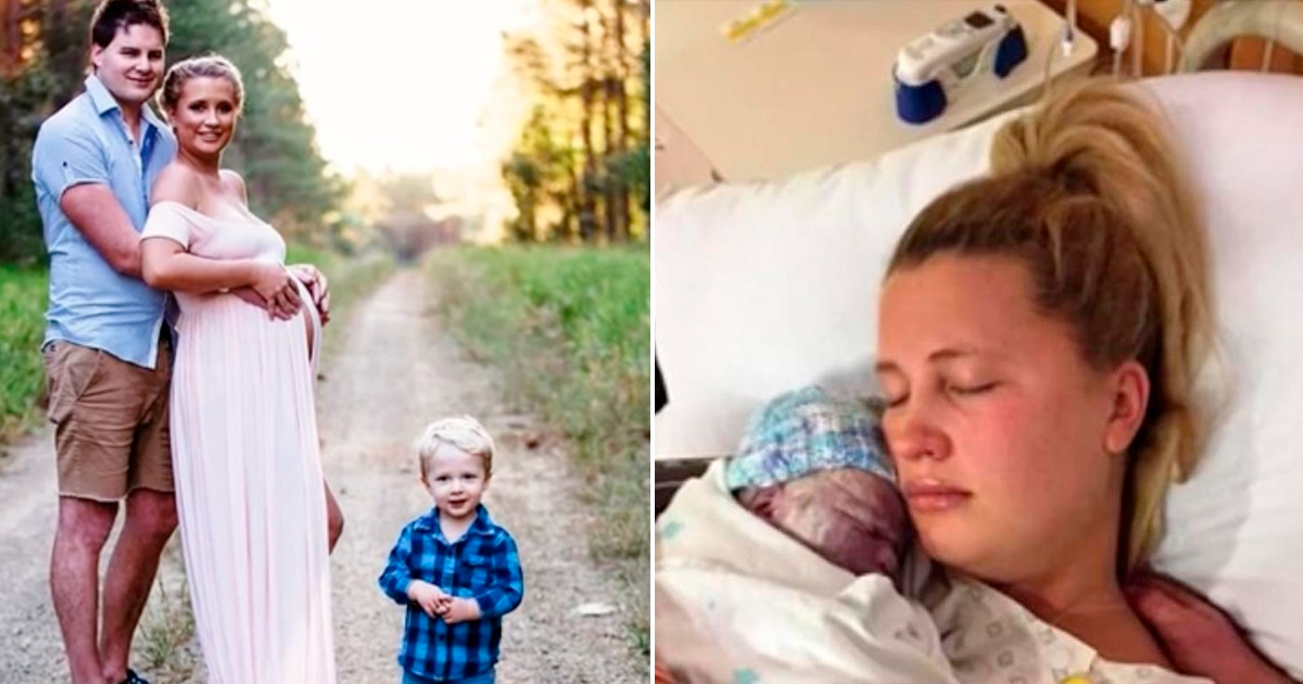 cover22bbmu 1.jpg - Uma mãe de coração partido deu à luz um bebê já morto, agora ela quer salvar a vida de outros bebês compartilhando a sua história