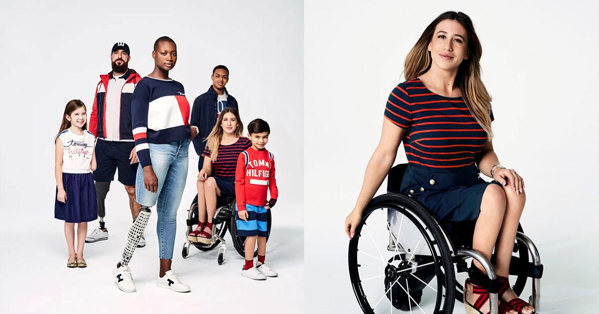 disable.jpg - Tommy Hilfiger lance une nouvelle ligne de vêtements pour les personnes handicapées