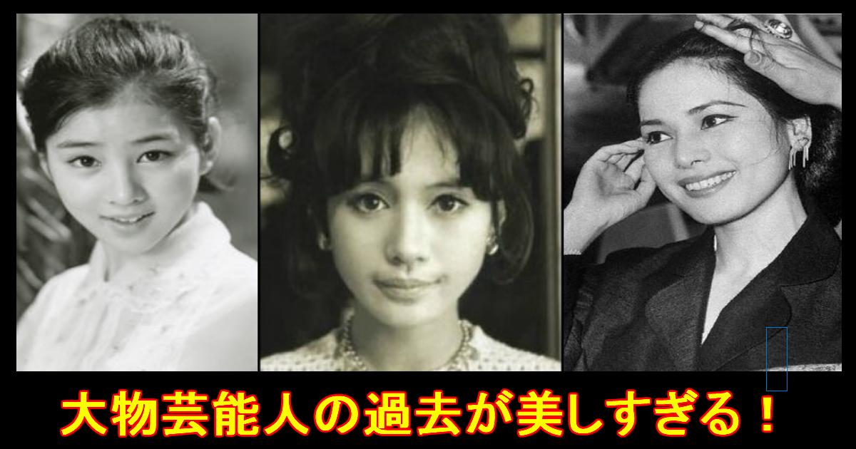 unnamed file 49.jpg - 【昔の姿を見れば驚く!?】昔は更に驚くほど美人だった芸能人!