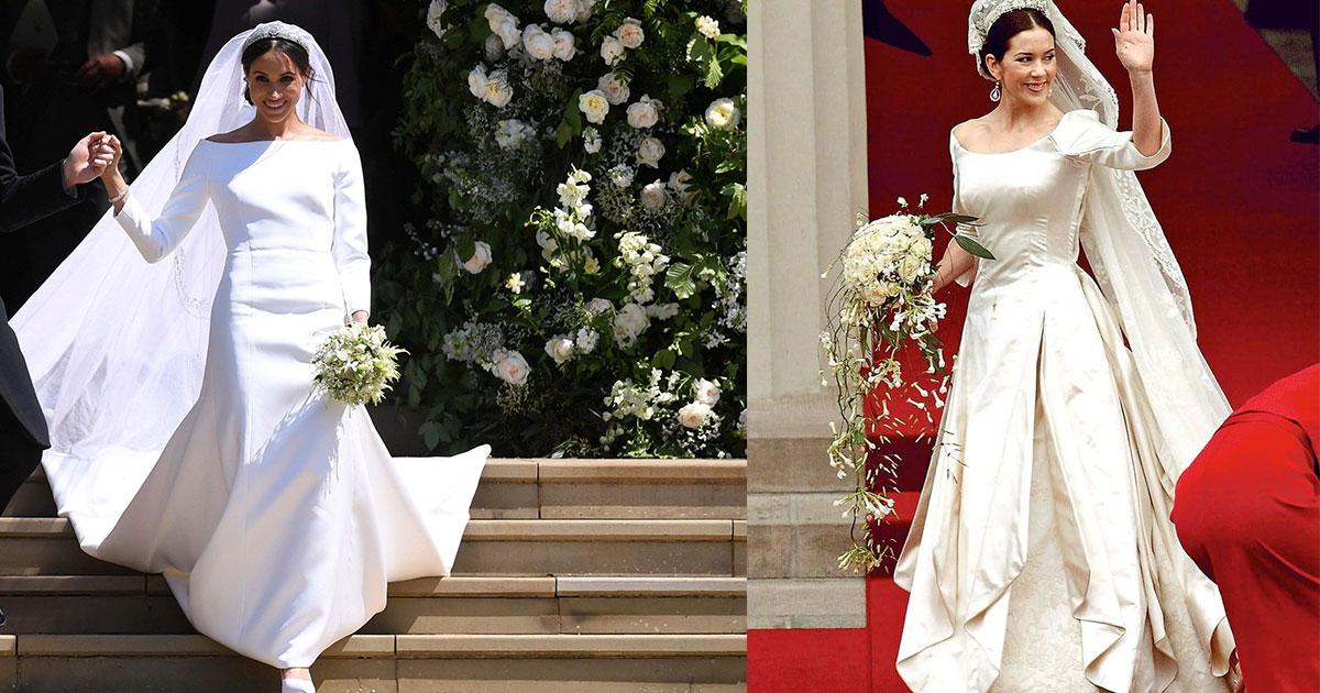 "Grand Jour Mother Of The Bride Outfits And: Allison Langdon Accuse Meghan Markle D'avoir ""copié"" Sa"