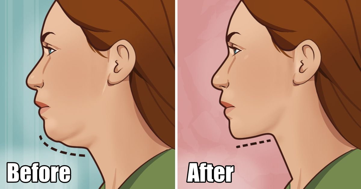 dc.jpg - 5 Simple Exercises That Can Help You Get Rid Of Your Double Chin