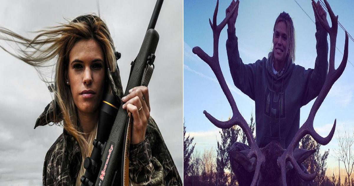 ec82aceb83a5eabebc.jpg - 도 넘은 '사이버 폭력' 때문에 결국 자살을 택한 '여성 사냥꾼'
