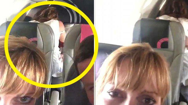 2 212.jpg - 飛行機の中で「過度な愛情行為」を目撃した後に娘に動画を送信した夫婦