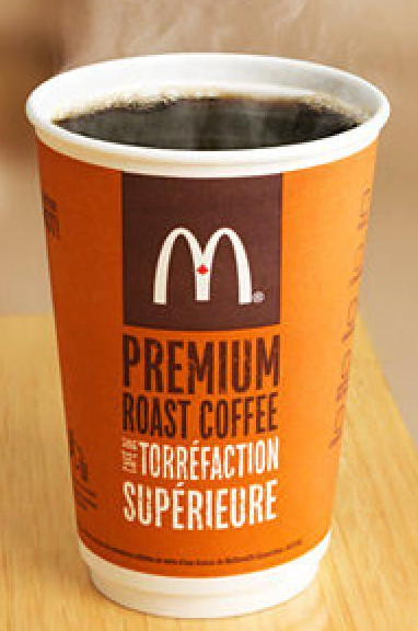 Image search results for McDonald's Coffee