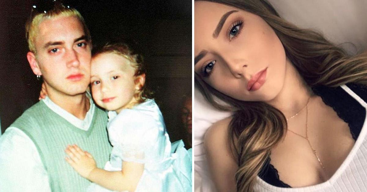 daughter.jpg - Filha de Eminem fala sobre seu futuro após a faculdade e sobre namoro atual