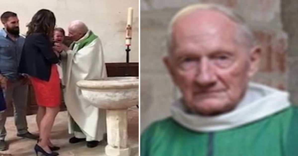 p1 side.jpg - Priest Suspended After Getting Angry At Crying Baby During Baptism