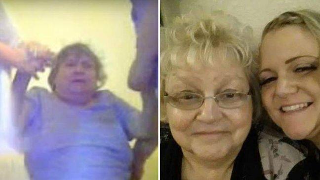 sd 1.jpg - 介護者から「虐待」される母の姿を「隠しカメラ」で証拠をつかむ娘が悲しむ