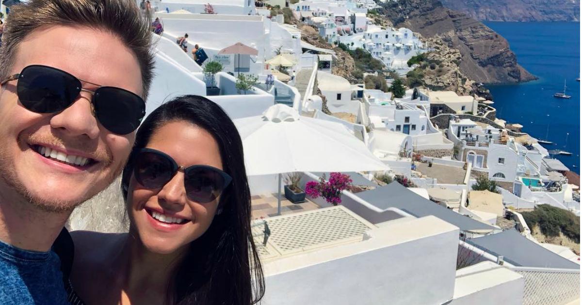 thaistelo.png - Thais Fersoza e Michel Teló comemoram Dia dos Namorados na Grécia