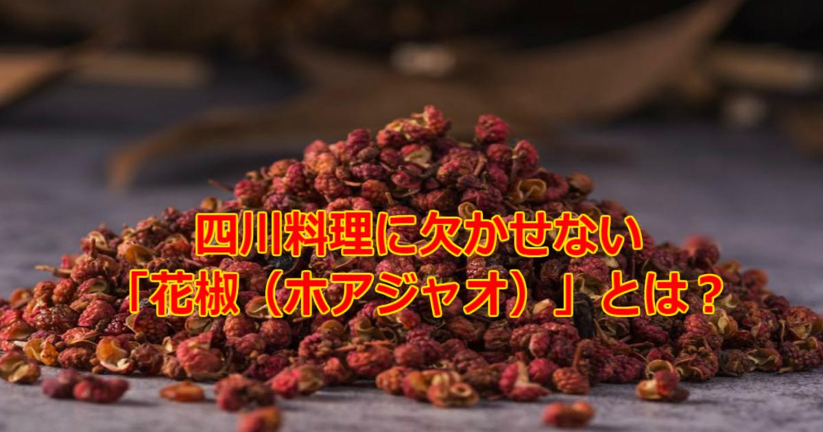 2 166.jpg - 四川料理に欠かせない「花椒(ホアジャオ)」とは?山椒とはまた違うもの?