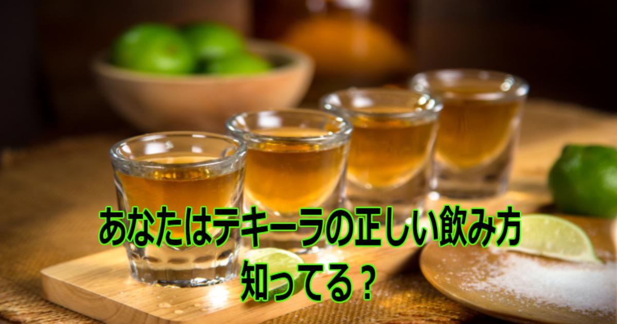 aa 5.jpg - あなたは知ってる?「テキーラ」の正しい飲み方をご紹介!!