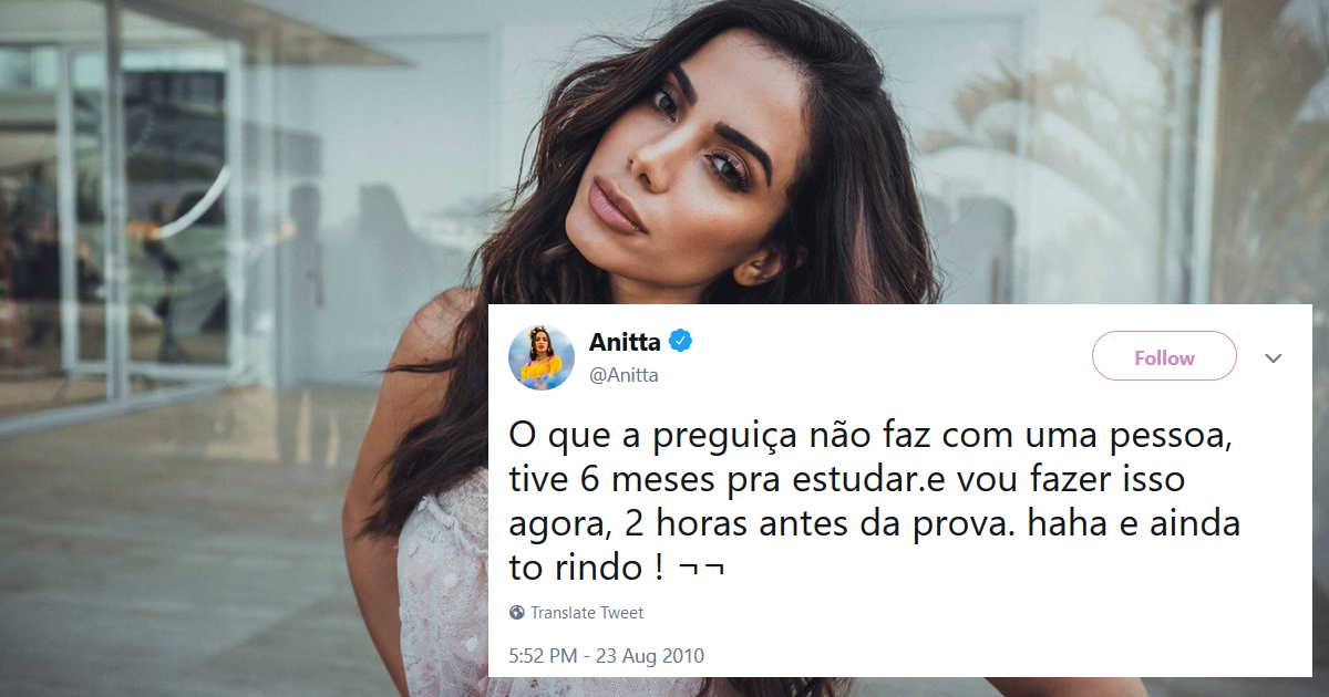 capa111.png - 10 tweets antigos da Anitta que representam todo mundo na volta às aulas