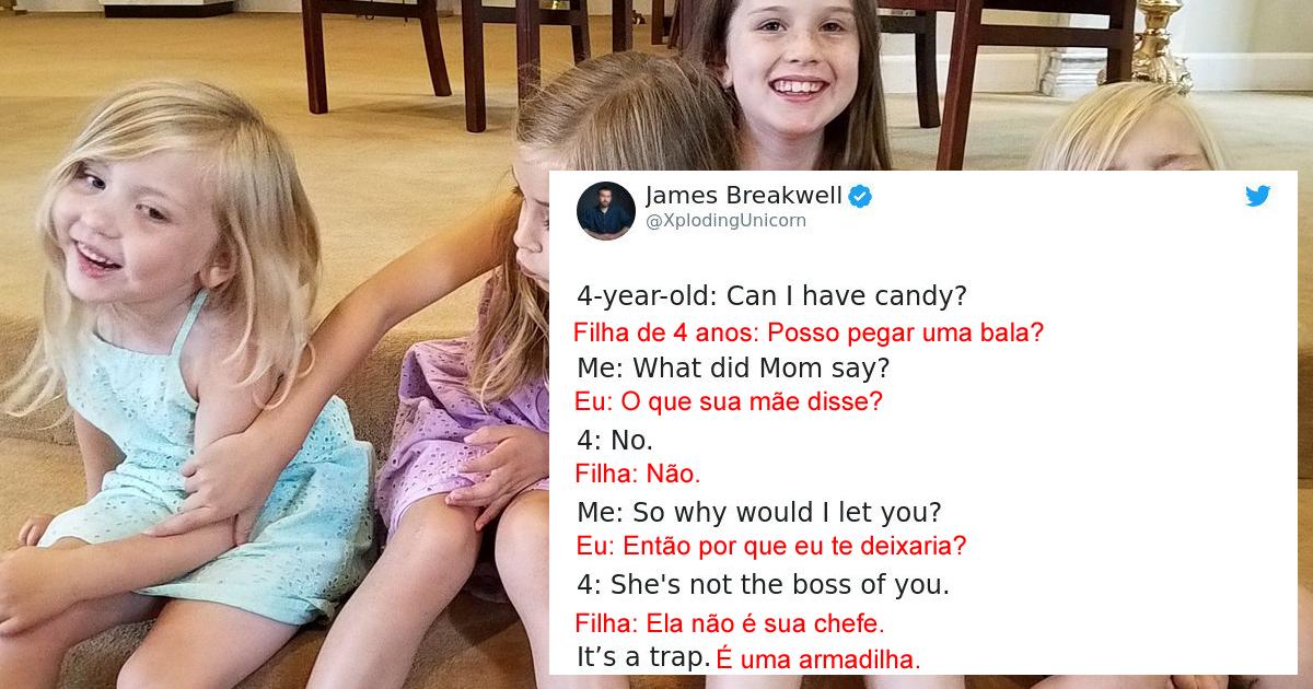 capa1111.png - Pai tweeta conversas hilárias com suas filhas pequenas e conquista a internet
