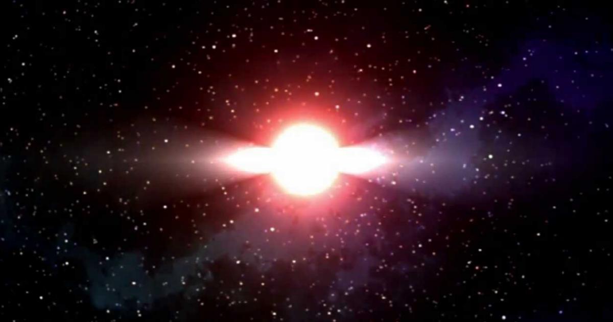 supernova.png - Colisão entre 2 estrelas iluminará o céu de maneira jamais vista