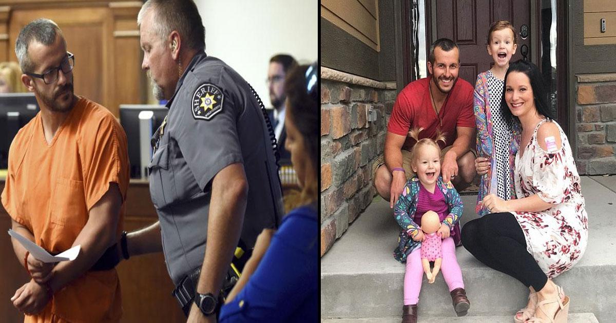 chris watts arrested kill wife shanann5.jpg - Chris Watts é preso depois de confessar ter matado as duas filhas e a esposa grávida