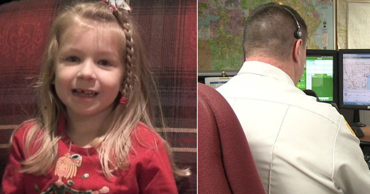 dispatcher.jpg - 5-Year-Old Girl Dialed 911 And Saved Her Dad's Life As He Was Having A Heart Attack