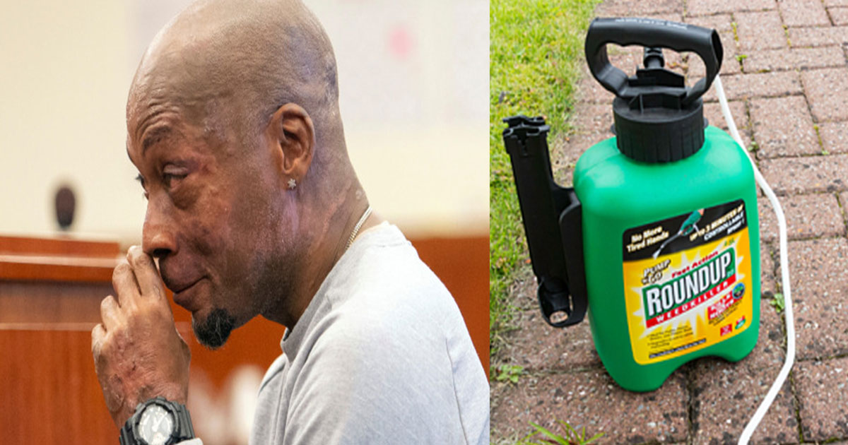 h 2.jpg - School Groundkeeper Was Awarded $289 Million By Jury As He Claimed Weedkiller Roundup Caused Him Lymphoma