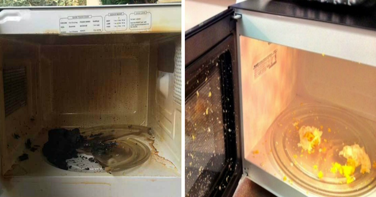 microwave.jpg - 10 Things You Should Never Put in a Microwave