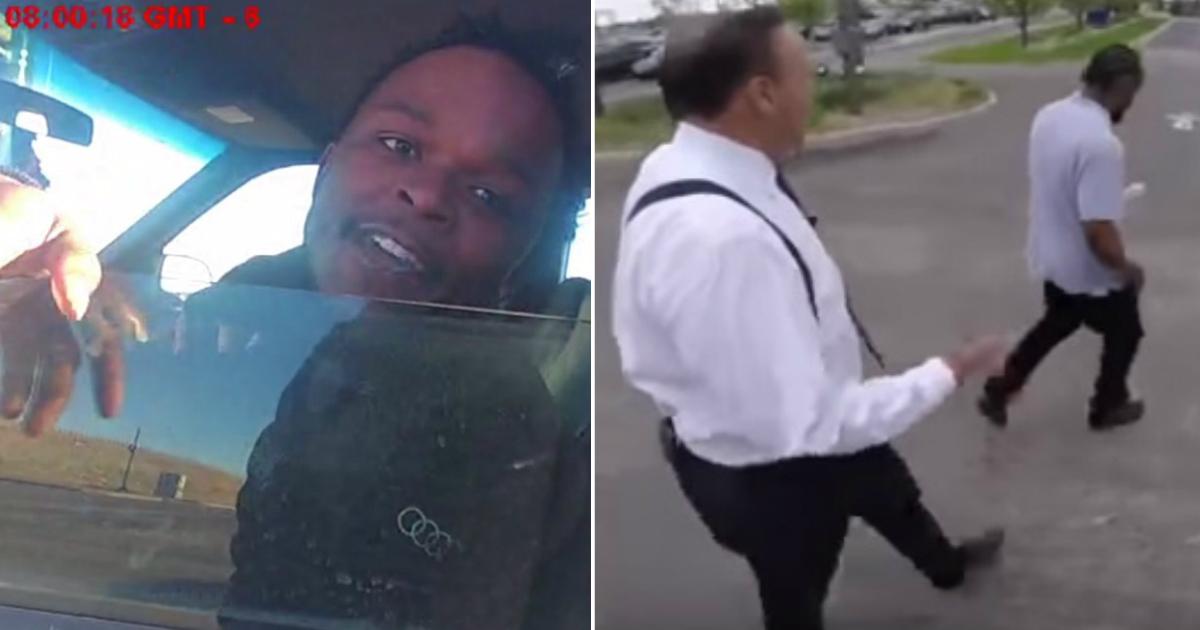 power abuse.jpg - Deux policiers ont été suspendus après la fuite vidéo montrant le fils du maire de Denver les menacer