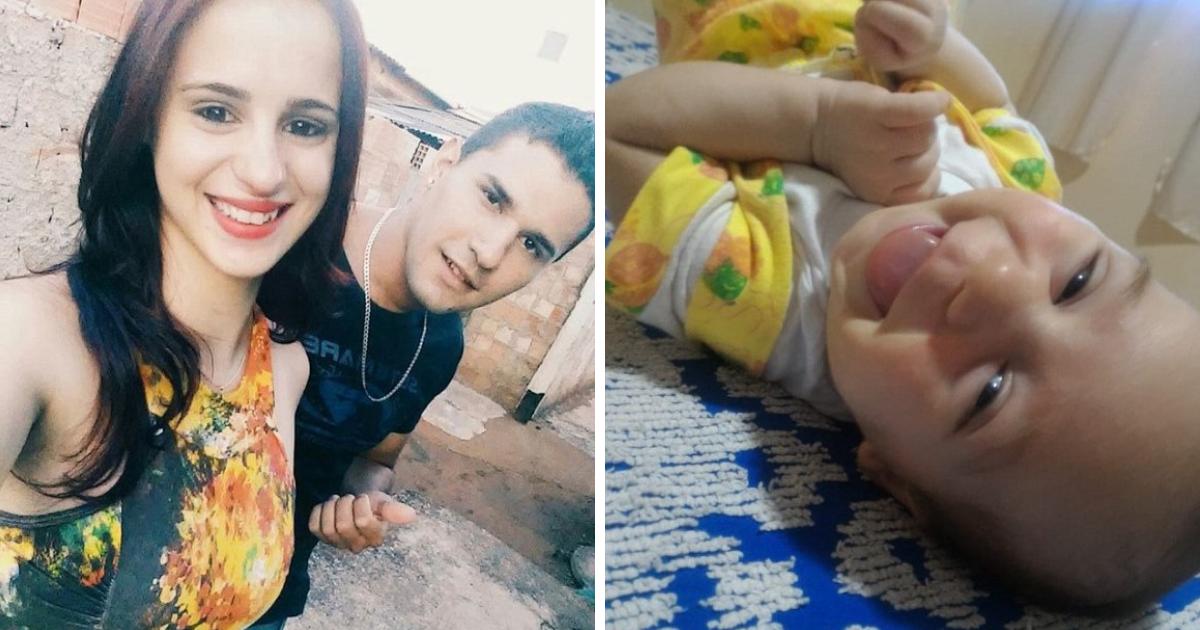 baby3.png - Pai é preso depois de atirar em seu filho porque esposa se recusou a fazer amor com ele