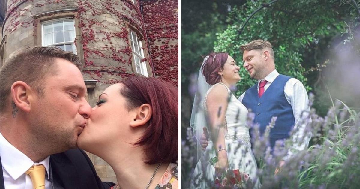 danny4.png - Esposa recém-casada encontrou o marido morto na suíte do hotel horas depois do casamento