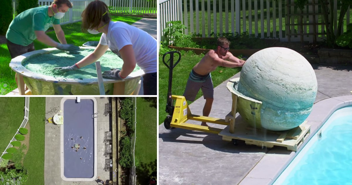 featured image 51.jpg - Group Of Friends Made A Large 2,000-Pound Bath Bomb And Threw It In The Swimming Pool