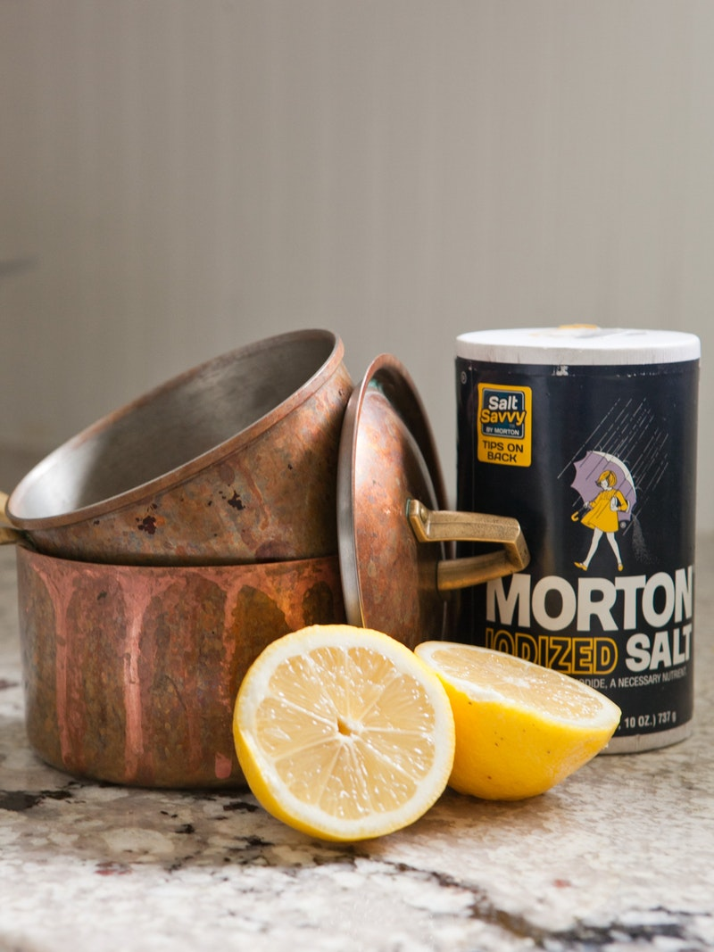 Image result for Shine Stainless Steel Pots and Silverware lemon