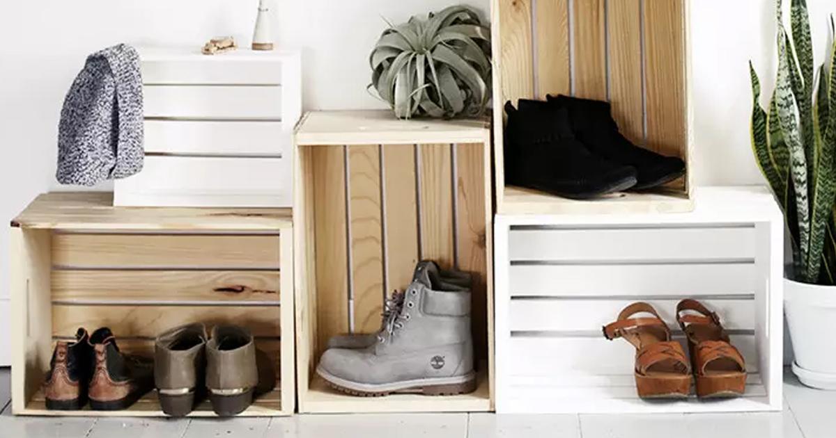 5 67.jpg - 16 Brillantes ideas para ordenar todos tus zapatos