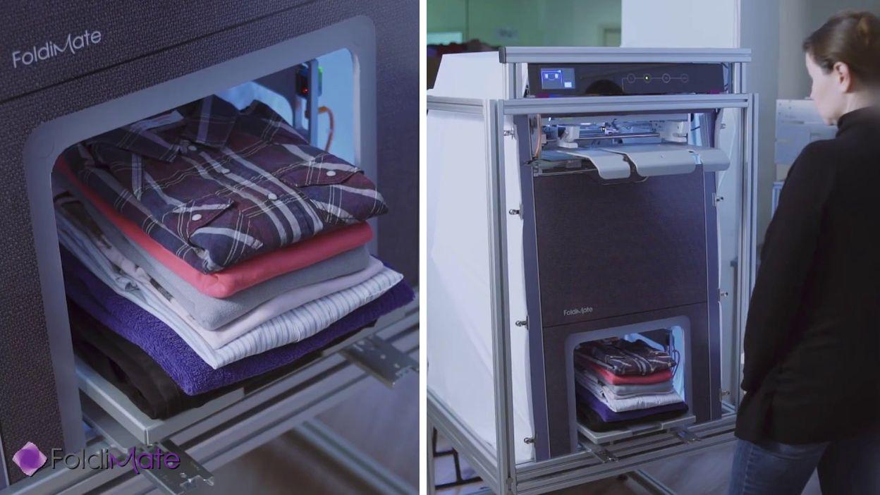 7e732bc37f5b5fea1d5295b066206927.jpg - Inovação: Confira a máquina de lavar que seca, passa e dobra as roupas AUTOMATICAMENTE