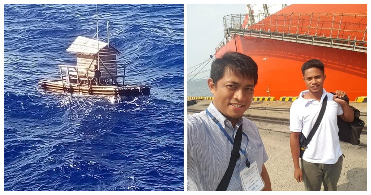 boat 1.jpg - L'histoire incroyable d'un adolescent indonésien qui a réussi à survivre pendant 49 jours en mer