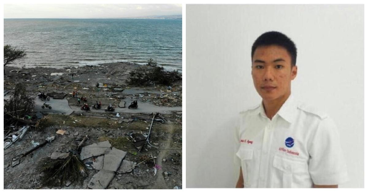 boy 3.jpg - Un contrôleur de la circulation aérienne est mort après avoir sauvé des centaines de personnes en guidant les avions qui fuyaient avant un tsunami