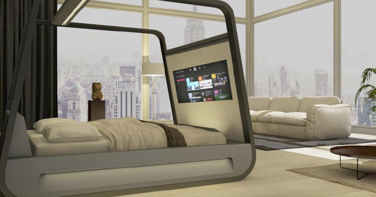 camas.jpg - 11 Camas extraordinarias que le darán un toque único a cualquier habitación