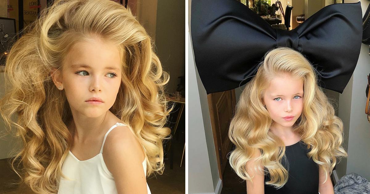 capa2kk.png - Modelo infantil de Israel faz sucesso por conta de seus longos e volumosos cabelos