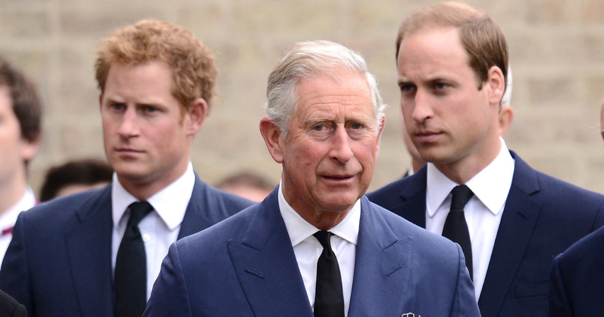 d6 3.png - Harry and William Has Left Their Father Out of the History of Their Lives and Didn't Mention Him in their Mother's Documentary