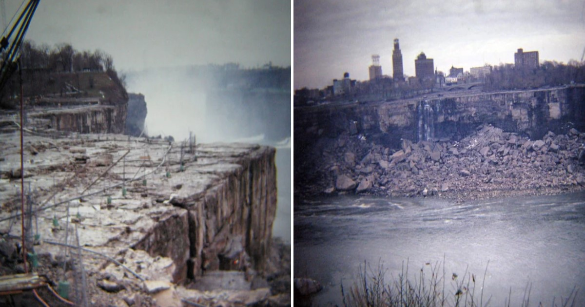 featured image 21.jpg - Here's What The Army Found When They STOPPED The Water Flow At Niagara Falls