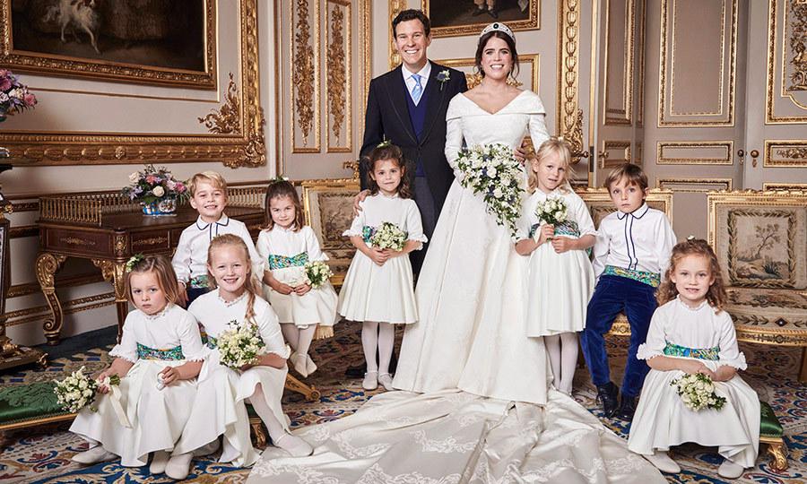 featured 5 3 1.jpg - Charlotte é uma FOFURA! Foto inédita do casamento da princesa Eugenie prova a doçura da princesinha