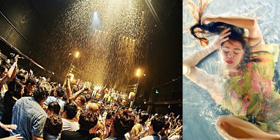 img 5bd8d1ccec18b.png - 「沒有舞台、座位,你也是表演的一部分!」《極限震撼+》人體盪鞦韆、漂浮水上舞者,挑戰感官極限的互動劇場又來囉!