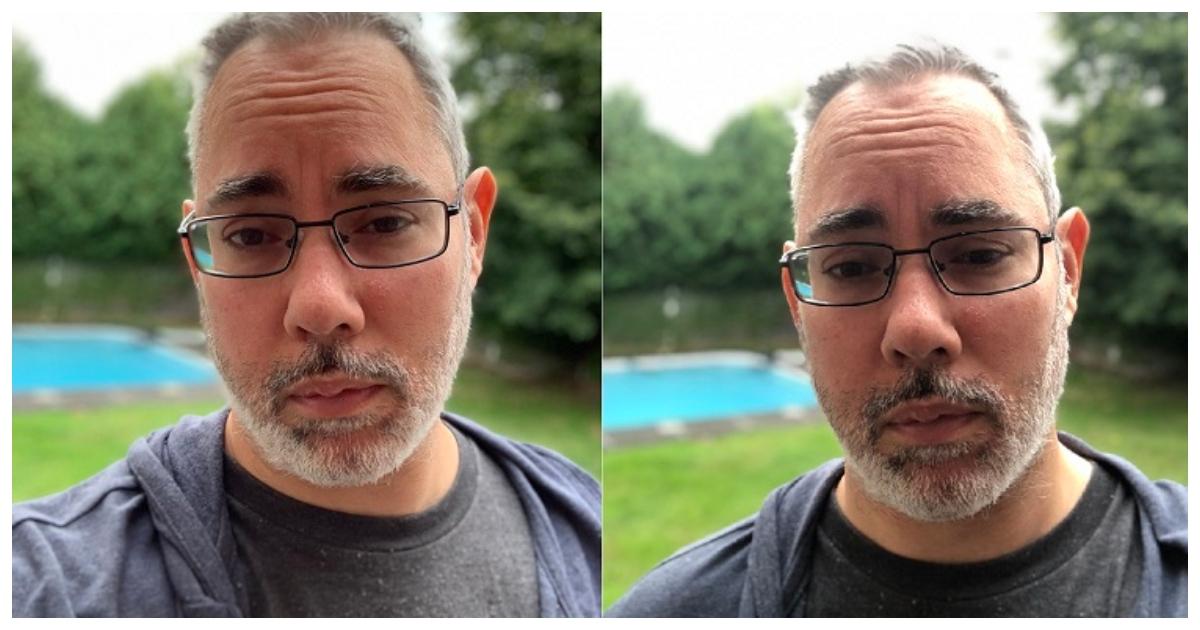 iphone.jpg - Beauté indésirable: des gens se plaignent que l'iPhone XS adoucit automatiquement leur peau sur des selfies