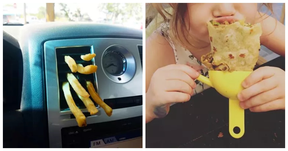mom 1.jpg - 15 Hilarious Mom Hacks That Are So Goddamn Clever You'll Wish You Thought Of Them