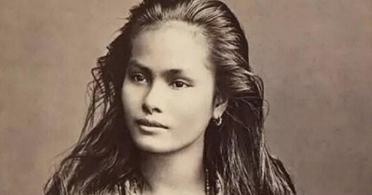 mujeres.jpg - Fotos de hace 100 años donde salen las mujeres más bellas de esa época