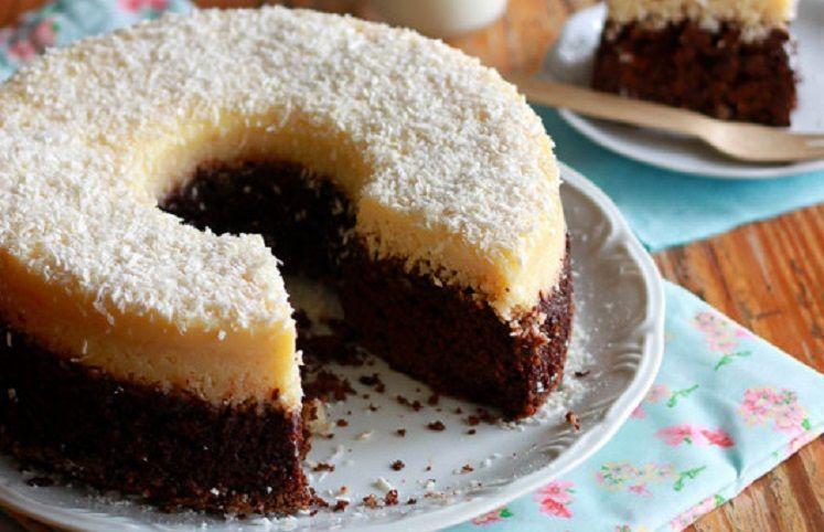 receitas de bolo prestigio3.jpg - Delícia: Aprenda como fazer bolo prestígio assado com recheio de forma rápida e prática