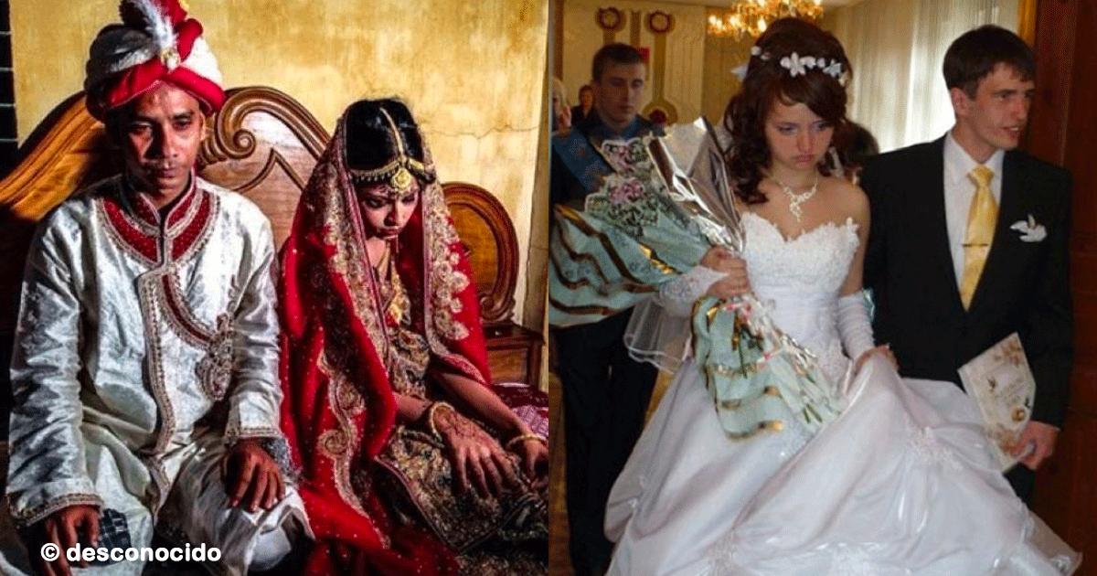 sin titulo 1 36.png - Algunas de estas 8 novias reflejaban inmensa tristeza al ser obligadas a casarse en matrimonios arreglados