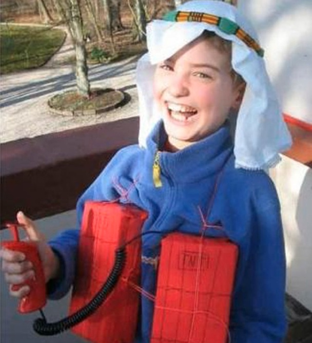The 16 Most Inappropriate Halloween Costumes For Kids 10 Is Too Cool To Be Wrong Small Joys