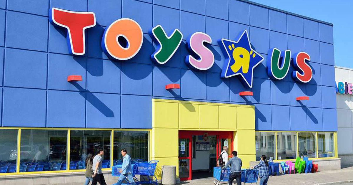 toys r us.jpg - Toys 'R' Us cancela leilão de falência