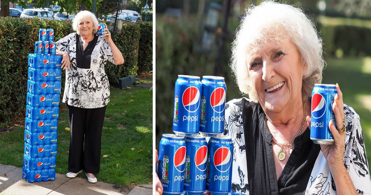 untitled 1 111.jpg - Elderly Woman Has Been Drinking Nothing But Pepsi For Over 60 Years