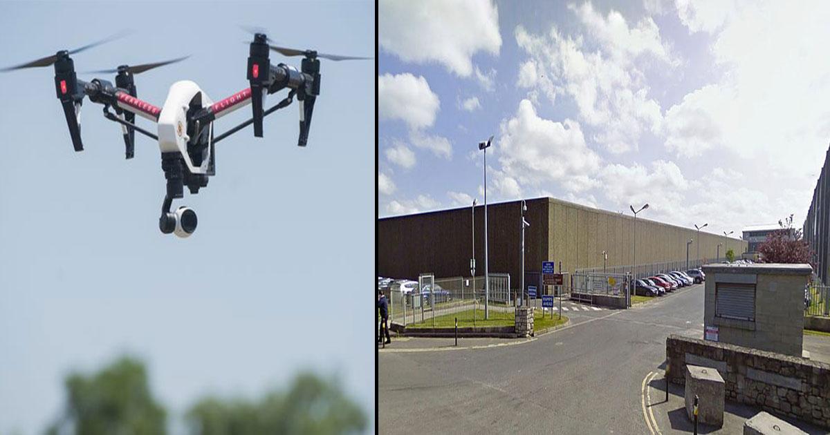 untitled 1 23.jpg - De la nourriture chinoise est livrée à des prisonniers irlandais à l'aide de drones