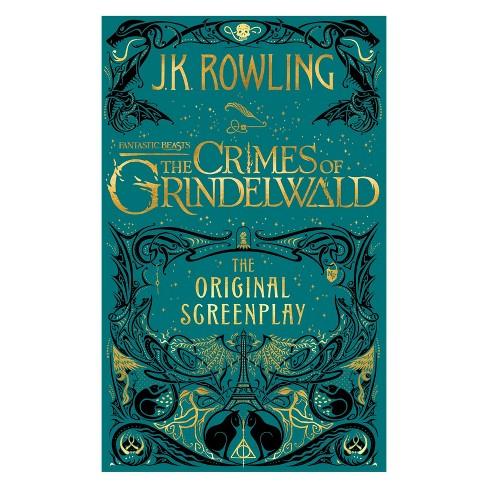 Resultado de imagen de the crimes of grindelwald screenplay
