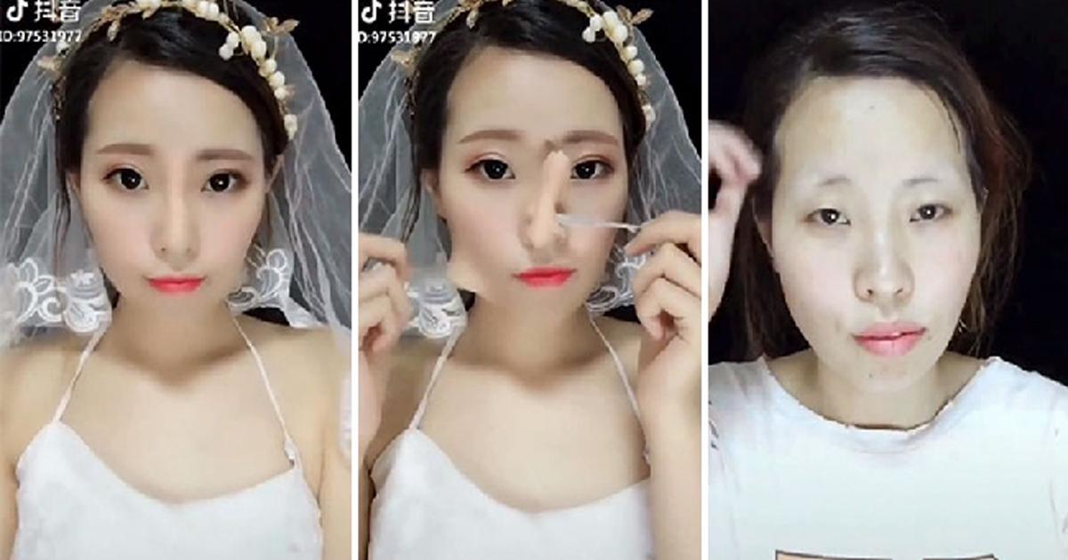 capa11 1.jpg - Coisa de mestre! 18 Asiáticas mostrando a diferença que a maquiagem faz